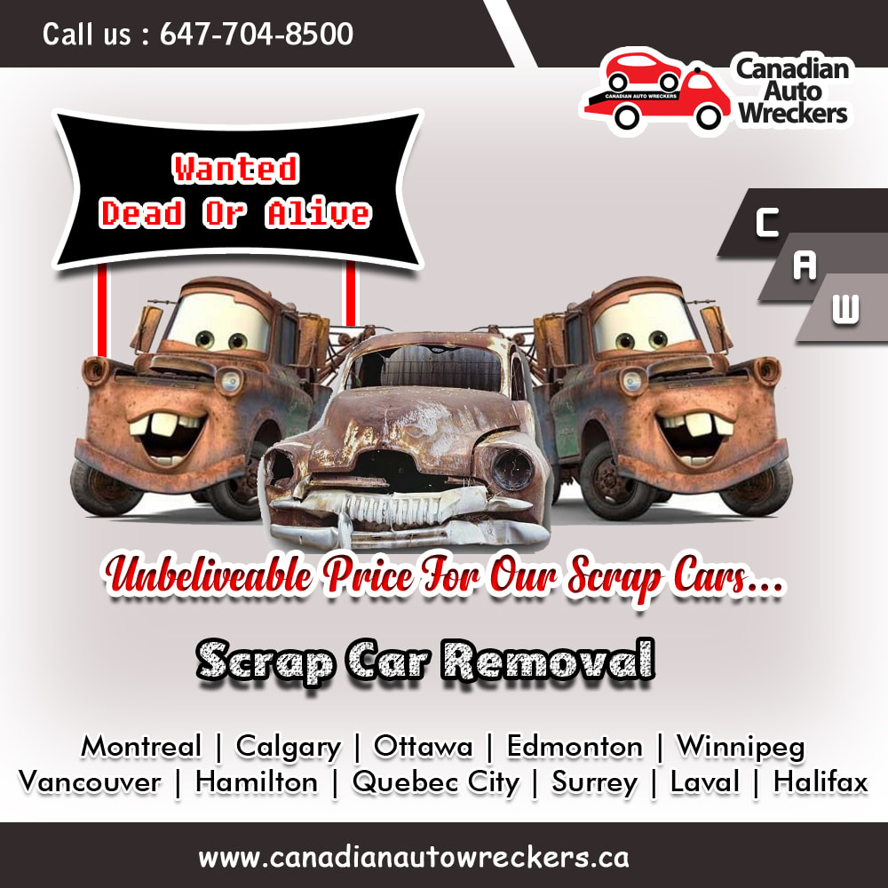 About | Scrap Car Removal : Junk Car Removal | Vancouver, Surrey ...